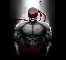 Lee Sin - League of Legends - LoL by sakha