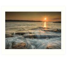 Mullaghderg Beach - Donegal Art Print