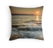 Mullaghderg Beach - Donegal Throw Pillow