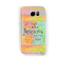 You Are Precious--Affirmations From Abba Samsung Galaxy Case/Skin