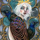 The Harpy Queen by MoonSpiral
