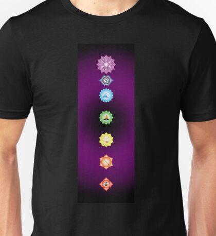 Chakra Vibrations (2008) Unisex T-Shirt