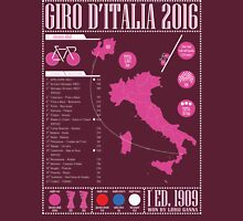 Giro d'Italia 2016 Unisex T-Shirt