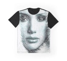 Female Expressions 32 Graphic T-Shirt
