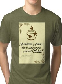 Pulp Fiction quote 2 Tri-blend T-Shirt
