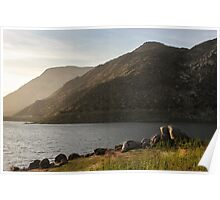 El Capitan Reservoir, San Diego, California, 8 Poster