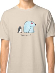 They're on your head Classic T-Shirt