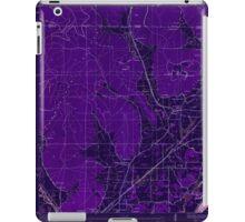 USGS TOPO Map Alabama AL Doran Cove 303696 1936 24000 Inverted iPad Case/Skin
