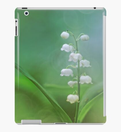 Lily of the Valley... iPad Case/Skin