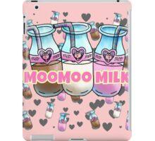 Moo Milk   iPad Case/Skin