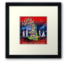 SPECIAL COVER CELTIC WOMEN - home for christmas Framed Print