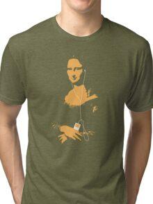 Mona Pod Tri-blend T-Shirt