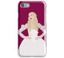 White Queen  iPhone Case/Skin