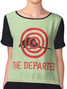 The departed Chiffon Top