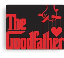 The GoodFather Canvas Print