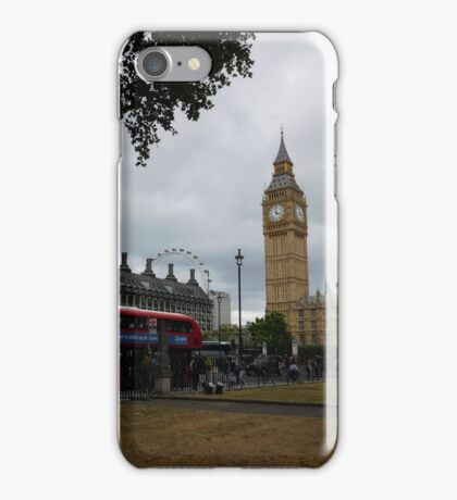 London Sightseeing iPhone Case/Skin