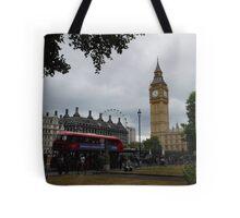 London Sightseeing Tote Bag