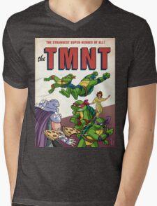 Strangest Super Heroes Mens V-Neck T-Shirt