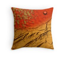 organic nature Throw Pillow