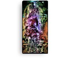 Outside dimension Canvas Print