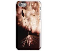 raspberry and mocha iPhone Case/Skin
