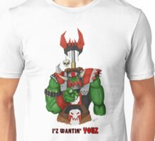 Unkull Ork (text) Unisex T-Shirt