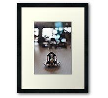 I robot Framed Print