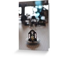 I robot Greeting Card