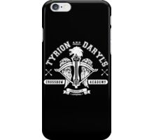 Tyrion Daryl iPhone Case/Skin