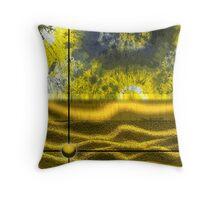 organic nature 2 Throw Pillow