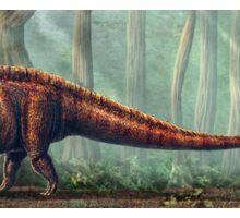 Amargasaurus Restored Sticker