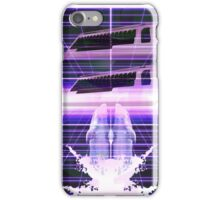 Commodore Dolphin Vaporwave Inspired Design iPhone Case/Skin
