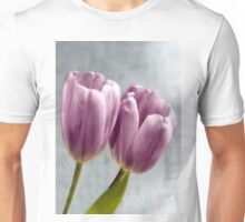Delicate Tulips Unisex T-Shirt