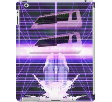 Commodore Dolphin Vaporwave Inspired Design iPad Case/Skin