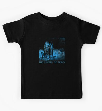 The Sisters Of Mercy - The Worlds End - Body and soul Kids Tee