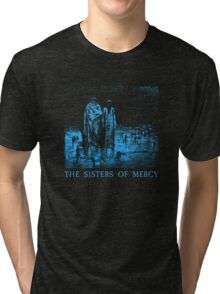 The Sisters Of Mercy - The Worlds End - Body and soul Tri-blend T-Shirt