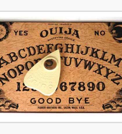 Ouija Board Sticker