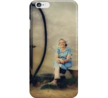 Janet... Lovely lady from North West, South Africa...  iPhone Case/Skin