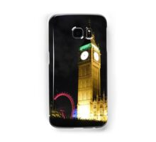London at Night Samsung Galaxy Case/Skin