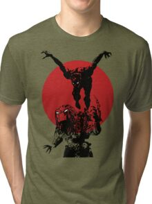 Blood Moon Tri-blend T-Shirt