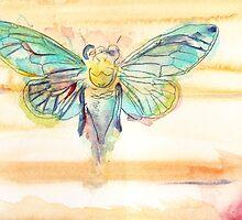 Jupiter Cicada by MiaDiiorio