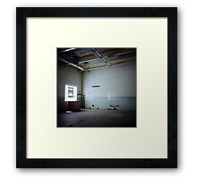 The Mill  Framed Print