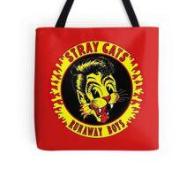 Stray Cats  (Runaway Boys) Colour Tote Bag