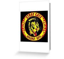 Stray Cats  (Runaway Boys) Colour Greeting Card