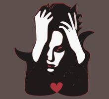 §♥Sexy Romantic Mortally Stunning Vampire Guy Clothing & Stickers♥§ by Fantabulous