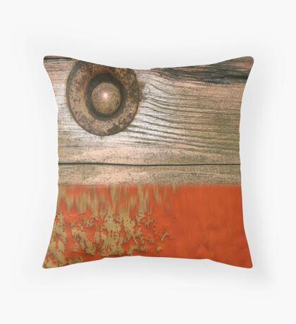 organic nature 6 Throw Pillow