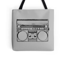 Portable Stereo Tote Bag