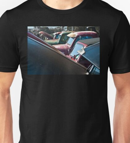 Rat Truck Parking Lot Unisex T-Shirt