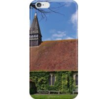 St Peter's Church, Selsey, East Sussex iPhone Case/Skin