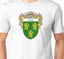 Long Coat of Arms/Family Crest Unisex T-Shirt
